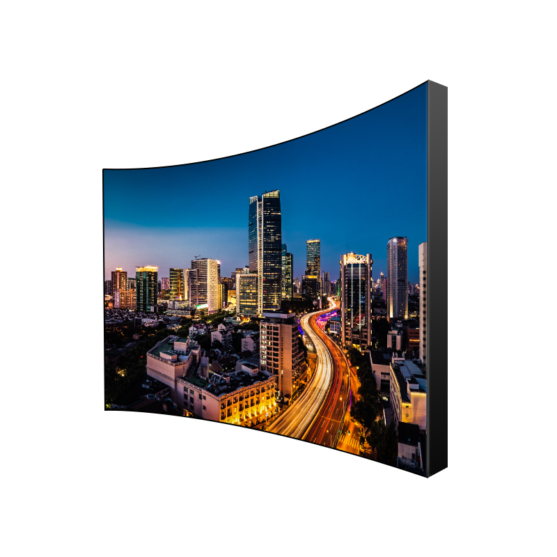 55 inch curved splicing screen