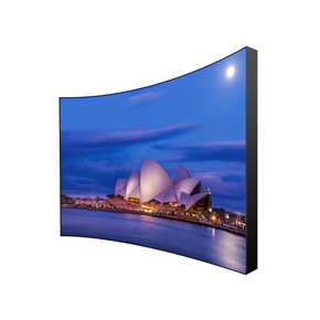 65-inch curved splicing screen